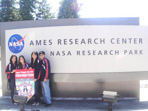 Visita a la NASA