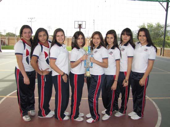 Voleibol Femenil secundaria