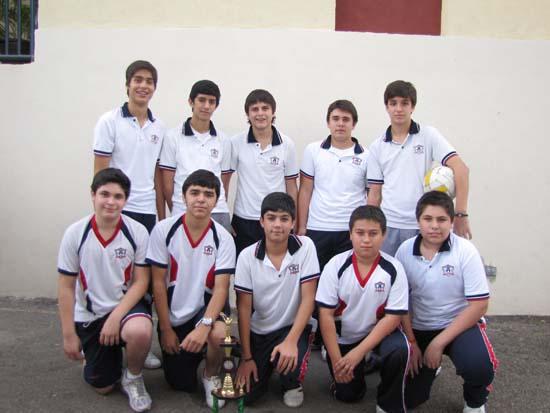 Voleibol Varonil Secundaria