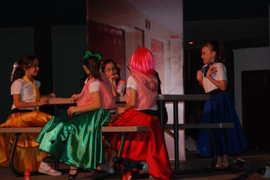 IBJP obra  de teatro en ingles8