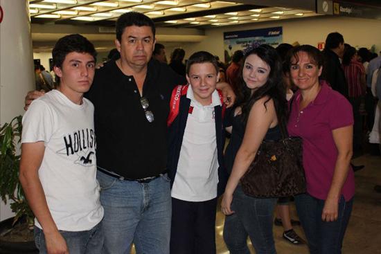 Fam. Rivas Araujo Francisco