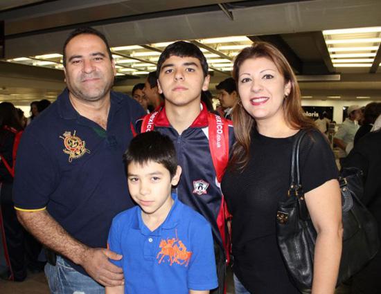 Fam. Zamudio Palazuelos Jorge