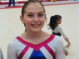 Olga Lopez gimnasia