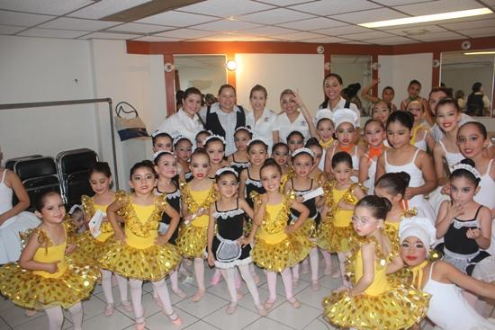 Festival de fin de cursos en Jean Piaget Culiacan