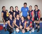 Intercolegial de Voleibol, Equipo Mamás Jean Piaget