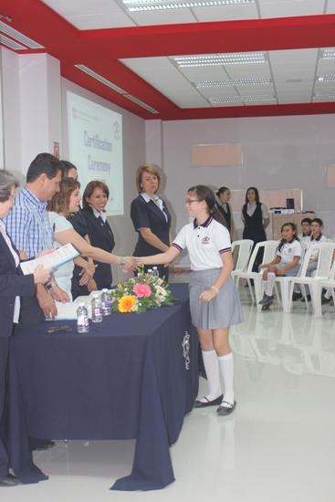 Certificación Cambridge de alumnos de Jean Piaget