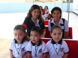 Mi primer día en Preescolar