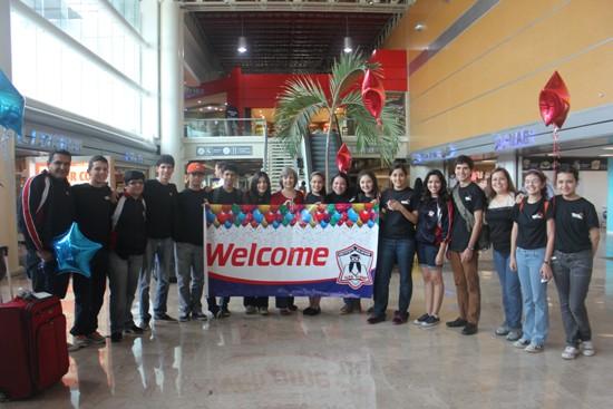 Bienvenidos alumnos de Preparatoria