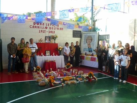 Altares en jean Piaget Culiacan