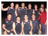 Papas campeones Basquetbol