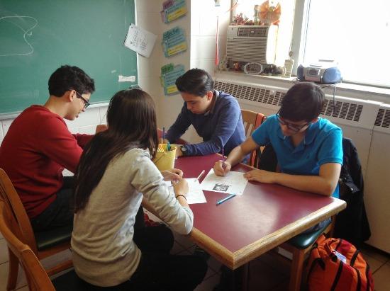 Alumnos de jean Piaget en Canada