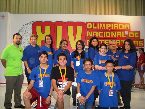 Olimpiada de Matematicas