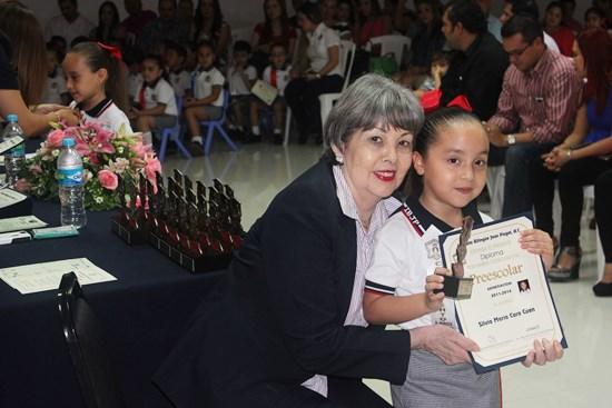 Graduación en Preescolar