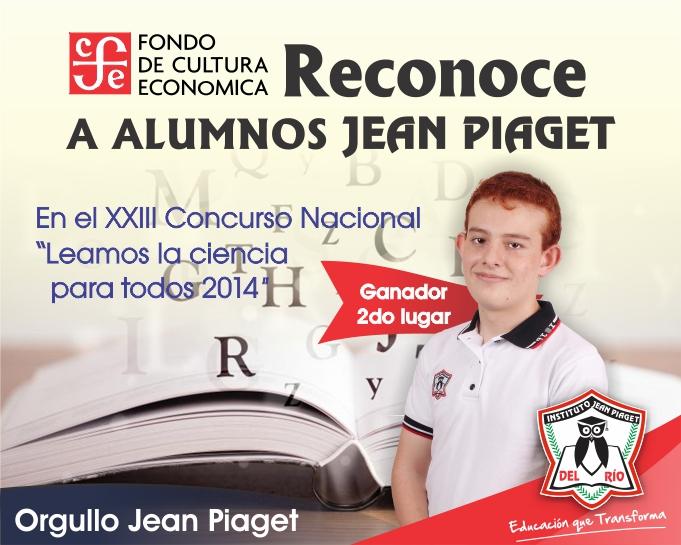 Alumno Jean Piaget Culiacan