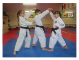 Campeones de Karate
