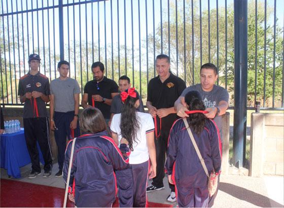 Clinicas con Caballeros de Culiacán