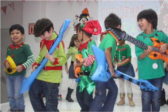 Festival Infantil de Preescolar
