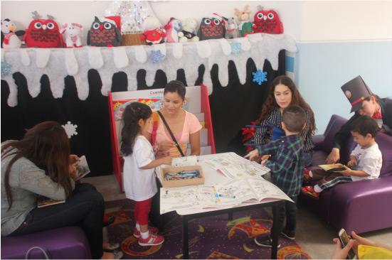 Tour por Preescolar