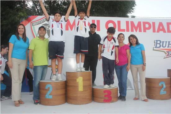 Olimpiada en Jean Piaget Culiacan