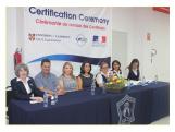 Jean Piaget, Certificando Alumnos en Evaluación CAE