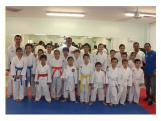 Cambio de Cinta en Karate Do