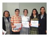Concurso de Ortografía Zona Escolar