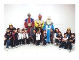 Los Reyes Magos visitan Preescolar