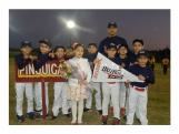 Inauguración de Temporada de Béisbol