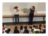 Maratón de la Lectura: Creando y leyendo historias