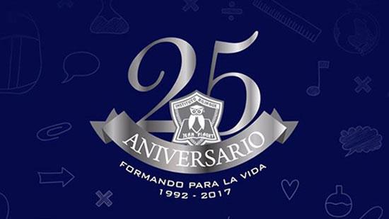 25 aniversario