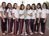 Campeones del Torneo de Voleibol de la Zona Escolar 013