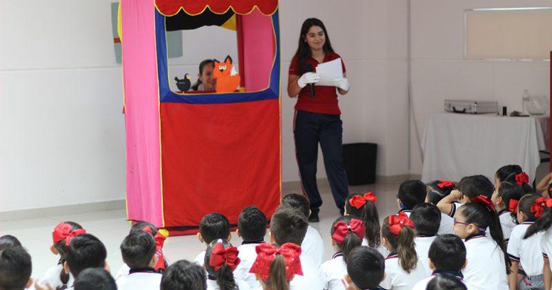 Maratón de Lectura: Teatro Guiñol Preescolar