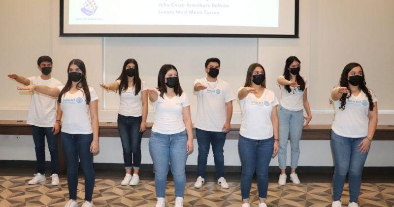 Alumnos de Preparatoria forman nuevo Club Interact