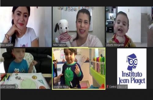 Maratón de la lectura - Preescolar